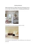 12 phòng ngủ lãng mạn