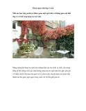Tham quan nhà đẹp ở Anh