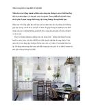 Màu trung tính trong thiết kế nội thất