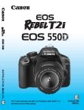 Hướng dẫn sử dụng Canon 550D