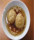 Bánh trôi tàu - Hà Nội, thứ ẩm thực tao nhã