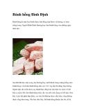 Bánh hồng Bình Định