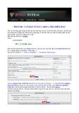 HƯỚNG DẪN TỰ THIẾT KẾ FORUM VBB 4.0.X phần 3