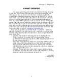 Cẩm nang tiếng Pháp - phần 1