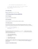 Java Extreme Programming Cookbook phần 4