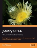 jQuery UI 1.6 The User Interface Library for jQuery phần 1