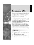 Chương 1: Giới thiệu UML