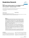 """Báo cáo y học: """"Hypercapnic ventilatory response in mice lacking the 65 kDa isoform of Glutamic Acid Decarboxylase (GAD65)"""""""