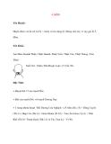 Lý thuyết Kinh mạch và Huyệt đạo: Á MÔN