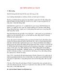 Lý thuyết Kinh mạch và Huyệt đạo: HỆ THỐNG KINH LẠC MẠCH