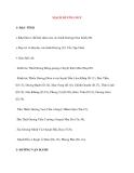 Lý thuyết Kinh mạch và Huyệt đạo: MẠCH DƯƠNG DUY