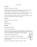 Lý thuyết Kinh mạch và Huyệt đạo: TÚC TAM LÝ