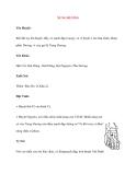 Lý thuyết Kinh mạch và Huyệt đạo: XUNG DƯƠNG