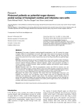 """Báo cáo y học: """" Poisoned patients as potential organ donors: postal survey of transplant centres and intensive care units"""""""