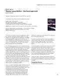"""Báo cáo khoa học: """"Trauma resuscitation – the team approach"""""""