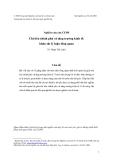 Nghiên cứu của CEPR về chi tiêu chính phủ và tăng trưởng kinh tế ở VN