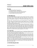 Kỹ thuật lập trình Java căn bản phần 2