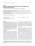 """Báo cáo y học: """"Bench-to-bedside review: Biotrauma and modulation of the innate immune response"""""""