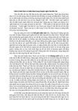 Giá trị hiện thực và nhân đạo trong truyện ngắn Hai đứa trẻ Trên văn đàn