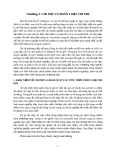 GIÁO TRÌNH KẾ TOÁN QUẢN TRỊ VÀ CÁC LOẠI CHI PHÍ CHỦ YẾU - 1