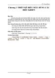 THIẾT KẾ BIỂU MẪU DÙNG CÁC ĐIỀU KHIỂN - CHỈ ĐỊNH VỊ TRÍ CƠ SỞ DỮ LIỆU - 1