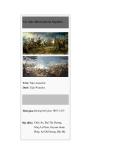 Các cuộc chiến tranh của NapoléonTrên: Trận Austerlitz Dưới: Trận