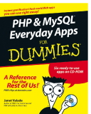 PHP & MySQL Everyday Apps for Dummies phần 1