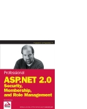 Professional ASP.NET 2.0 Security, Membership, and Role Management phần 1