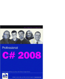Professional  C# 2008  phần 1