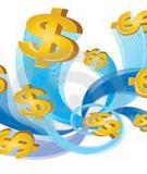 Bài tập về tín dụng ngân hàng