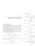 Electromagnetic Waves and Antennas combined - Chapter 5