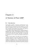 ALGORITHMIC INFORMATION THEORY - CHAPTER 3