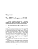 ALGORITHMIC INFORMATION THEORY - CHAPTER 4