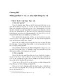 GIÁO TRÌNH TRIẾT HỌC MÁC - LÊNIN - PGS.TS. VŨ TÌNH - 6