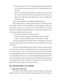 GIÁO TRÌNH TÀI CHÍNH TIỀN TỆ - LƯU THÔNG TIỀN TỆ - THS. TRẦN ÁI KẾT - 5
