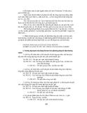 KẾ CẤU VÀ GHI CHÉP TÀI KHOẢN VỐN BẰNG TIỀN - ĐẦU TƯ TÀI CHÍNH - 3