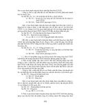 KẾ CẤU VÀ GHI CHÉP TÀI KHOẢN VỐN BẰNG TIỀN - ĐẦU TƯ TÀI CHÍNH - 9