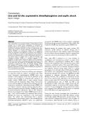 "Báo cáo khoa học: ""Live and let die: asymmetric dimethylarginine and septic shock"""
