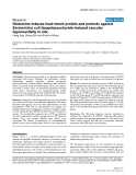 """Báo cáo khoa học: """"Glutamine induces heat-shock protein and protects against Escherichia coli lipopolysaccharide-induced vascular hyporeactivity in rats"""""""