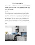 Cảm hứng thiết kế không gian bếp