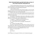 Giáo trình hình thành quy trình hạch toán cơ bản về đo lường trong định lượng giảm tốc p1