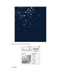 5. Bây giờ vào Filter  Blur  Radian Blur6. SGiáo trình hướng dẫn mô tả sử dụng công cụ brush tip set theo transfrom section p5ản phẩm :.7. Dùng Lasso Tool sau đó