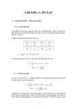 Bài giảng kinh tế lượng 1