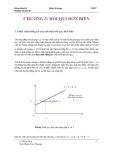 Bài giảng kinh tế lượng 3