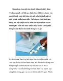 Đừng lạm dụng kê đơn thuốc bằng tên biệt dược