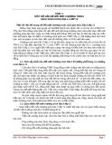 Chuyên đề địa lí 12 phần 1 - MỘT SỐ VẤN ĐỀ ĐỔI MỚI CHƯƠNG TRÌNH, SÁCH GIÁO KHOA ĐỊA LÍ LỚP 12