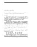 Giáo trình công nghệ kim loại 2 - Chương 2
