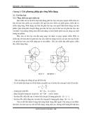 Giáo trình công nghệ kim loại 2 - Chương 3