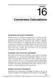 EC&M's Electrical Calculations Handbook - Chapter 16