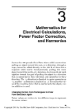 EC&M's Electrical Calculations Handbook - Chapter 3